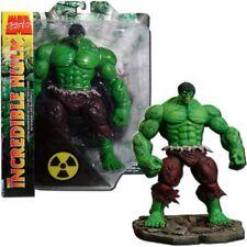 Incredibile Hulk Marvel Select 20.3cm Action Figure Bruce Banner Avengers Nuovo