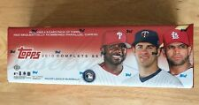 2010 Topps Baseball Factory Sealed Baseball Card Set 1-661 Strasburg/Stanton RC