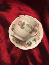 Vintage The Hotel John Marshall Richmond, Va Cup & Saucer China - Great!