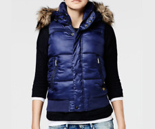 G-Star WMN Whistler Vest, Feather Nylon, Brittany Blue, M