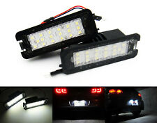 2x 3D0943021A No Error LED For VOLKSWAGEN License Plate Light Kit Golf GTI R32