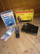Digitaler HDTV- DVBT Reciever von Telestar TD 2410 T HD inkl.Zimmerantenne