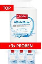 Jentschura Meine Base 1500g + 3 Proben MeineBase (22,33/1kg)
