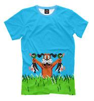 Duck Hunt (NES) t-shirt - geek old school game tee HQ fun print nintendo