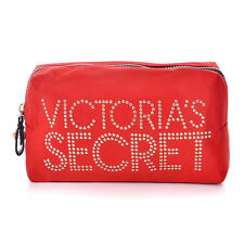 VICTORIA'S SECRET Studded Cosmetic Pouch, Red