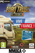 Euro Truck Simulator 2 II - Vive la France !  - Steam PC DLC Addon Code - FR/EU