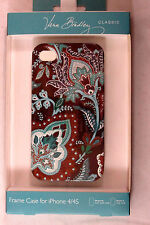 Vera Bradley Frame Case for iPhone 4/4s Java Blue