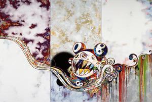 Takashi Murakami '772772' Ltd Ed. Kaikai Kiki. Signed.