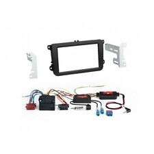 VW Amarok, Beetle, EOS, Installation Kit 2-DIN RADIO FACEPLATE+Canbus