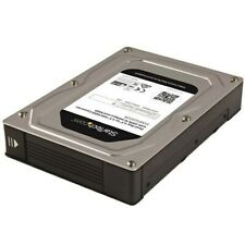 StarTech.com Dual-Bay 2.5' to 3.5' SATA Hard Drive Adaptor Enclosure with RAID
