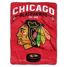 Chicago Blackhawks 60x80 Throw Blanket - Inspired Design [NEW] NHL Fleece
