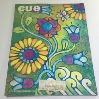Cue Magazine: July 31 1971 - New York's Garden Theme Cover