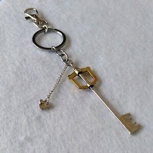 Kingdom Hearts Metal Keychain - Sora's Keyblade Keychain Kingdom Hearts Jewelry
