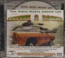 New: Archie Lee, Big Tiger, G-Klean, : Refuse 2 Looze  Audio CD