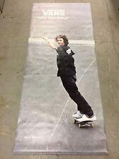 Vans Skateboarding Kyle Walker Giant Vinyl Poster