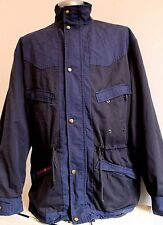 Mens SWEDTEAM Jacket Gore Tex Hooded 90´S Vintage Team Sweden Size L/XL