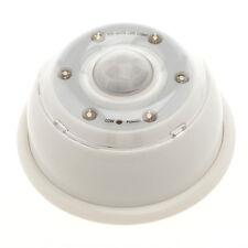 Détecteur de Mouvement Lumière Lampe 6 LED / Veilleuse Eclairage Murale