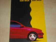 50335) seat ibiza españa folleto 03/1993