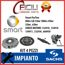 KIT FRIZIONE + ATTUATORE : Smart ForTwo 800cc CDi 33 KW 1000cc - 45 | 52 | 62 KW