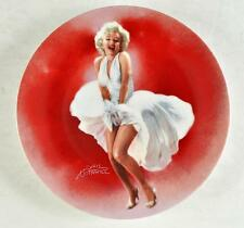 Marilyn Monroe  Collector Plate from Delphi 1st issue