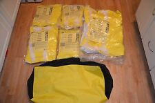 MDI EMS Econo Vac 5 piece kit with bag MICROTEK air bag medical arm leg brace