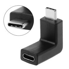 90 Degree Up Down Angle USB 3.1 Type C Male To Female USB-C Adapter Converter