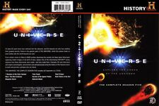 The Universe : Season 5 (DVD, 2011, 3-Disc Set) Region 4