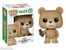 Figura vinile Ted 2 with remote telecomando Pop! Funko Vinyl figure n° 187