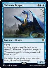 x1 Shimmer Dragon - Brawl Deck Exclusive MTG Throne of Eldraine R M/NM, English