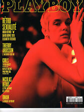 TAYLOR BAGLEY - KAYSLEE COLLINS - DAVID BOWIE - PLAY BOY France #2 - 2017