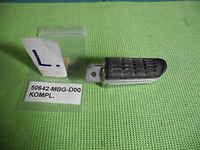 Footrest left compl. Footpeg left assy Honda CBF1000 SC58 MODEL YEAR 06-09 New