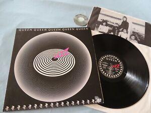 LP QUEEN Jazz 1978 Germany + Poster   Mint-