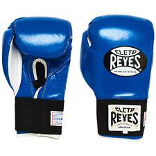 Cleto Reyes amateur gancho y bucle de Entrenamiento Guantes De Boxeo-Azul