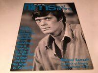 Films And Filming Vintage British Cinema Movie Magazine April 1970 Deborah Kerr