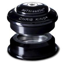 "B0048 Chris King InSet NoThreadSet Headset 1-1/8"" Black"