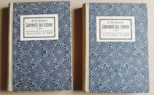 R10_5_15 W. M. Thackeray - Der Jahrmarkt des Lebens - 2 Bände