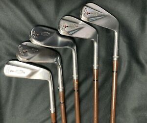 Wilson OGG-Mented Irons Two Way Balanced 2 5 7 8 9 EXCELLENT!!