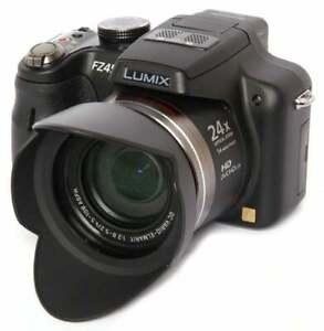 "Panasonic FZ45 14.1MP 24x Optical Zoom 3"" LCD HD Digital Bridge Camera"