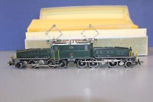 Fulgurex Krokodil Brass Model Train