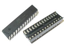 Atmel Atmega328P-PU AVR 32K 20MHz FLASH DIP-28 + IC-Sockel