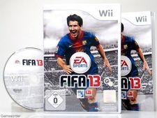 FIFA 13 / 2013  OVP/Anl.  +Nintendo Wii Spiel+