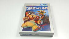 GREMLINS 1986 VCS ATARI 5200 NTSC Game Boxed NOS Glue Seal Collectible Vintage