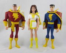 JLU Custom Shazam Family you choose colors DC Comics