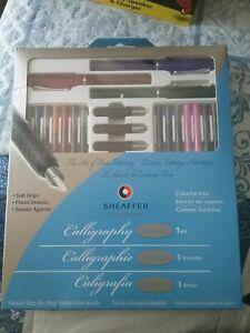 Sheaffer Vintage Calligraphy Set in sealed pack