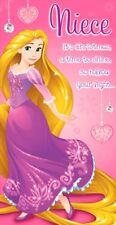 Niece Disney Princess Christmas Money Wallet Gift Card Moneyholder Cards