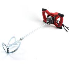 Adjustable 6 Speeds 1500W Handheld Electric Cement Mixer Mortar Concrete Mixers