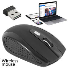 2.4GHz Wireless Optical Gaming Cordless Mouse Mice + USB Receiver for Laptop PRO