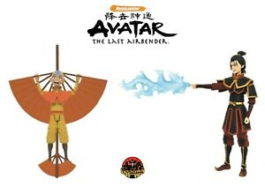 Avatar The Last Airbender AANG & AZULA Wave 2 Action Figures UK, New & MISB