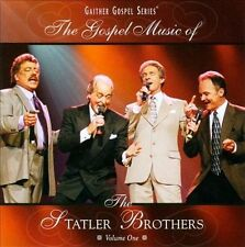 "THE STATLER BROTHERS, CD ""THE GOSPEL MUSIC OF THE STATLER BROS."" NEW SEALED."
