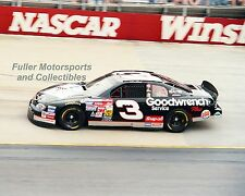 DALE EARNHARDT SR WINS BRISTOL 1999 NASCAR WINSTON CUP 8X10 PHOTO #3 GOODWRENCH